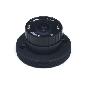 2.5lens+cs adapter