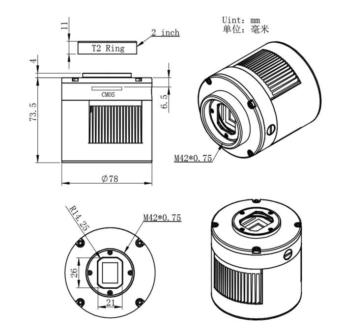 asi294-Mechanical-Drawing