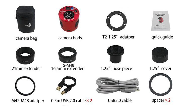 294MC-Pro pakage list