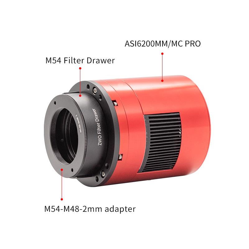 6200-M54 filter drawer