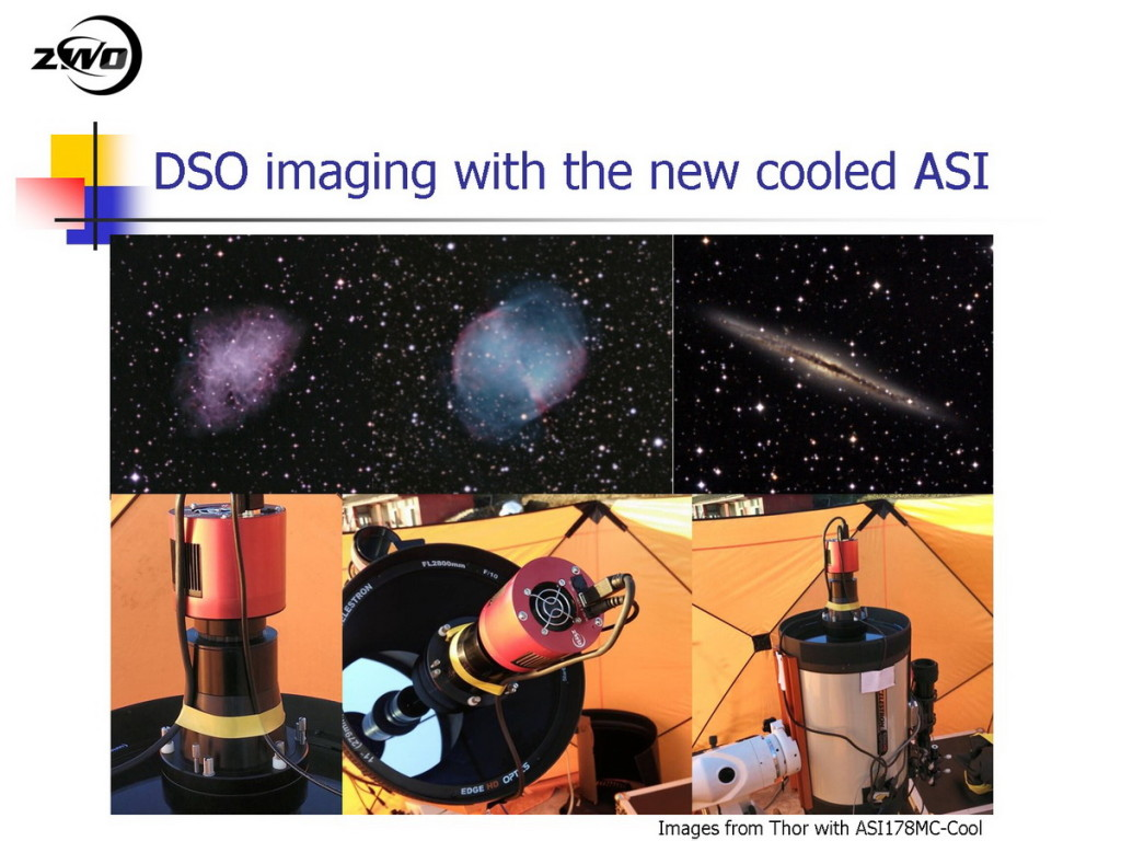 ASI Cooled Cameras 12