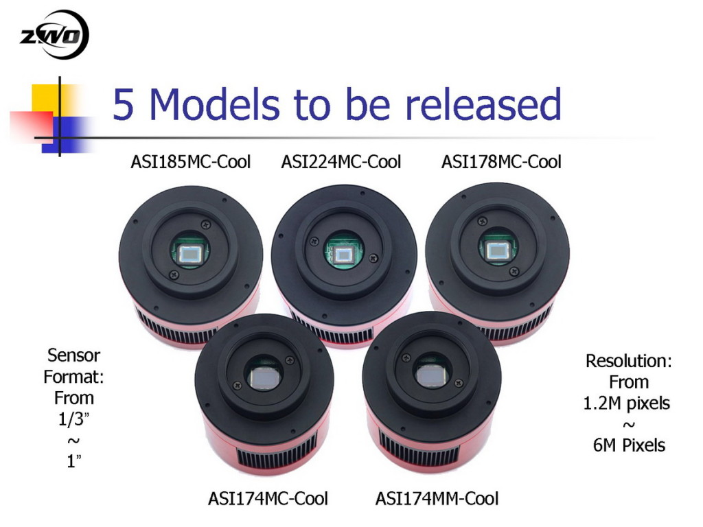 ASI Cooled Cameras 4