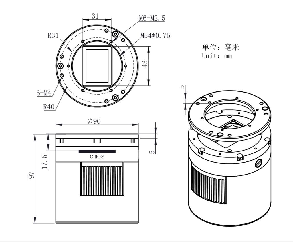 ASI6200MC-Pro-mechanical-diagram