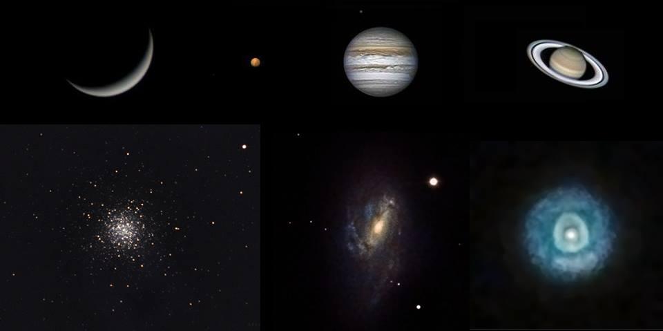 Planetary imaging, DSO imaging, ZWO ASI290MC