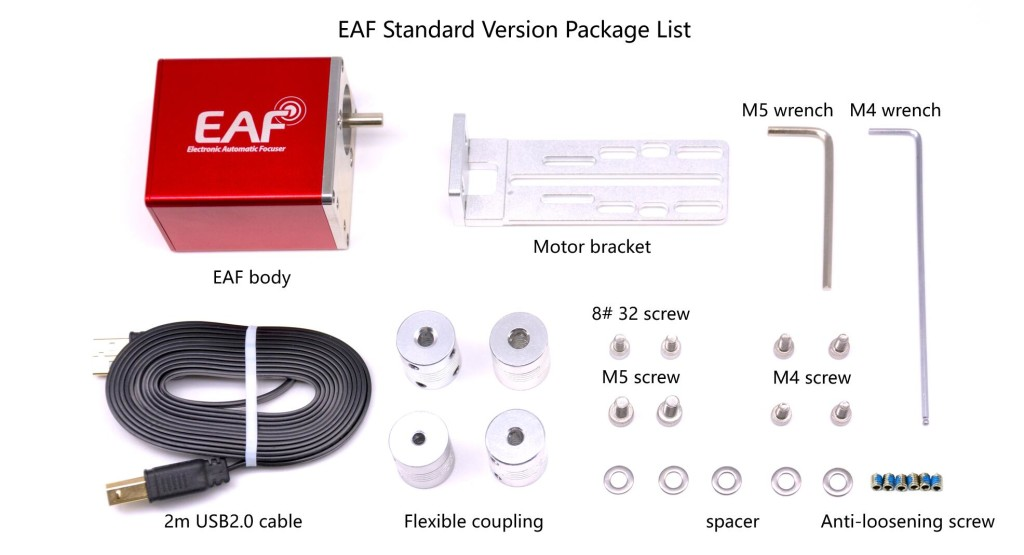 EAF PACKAGE-EN