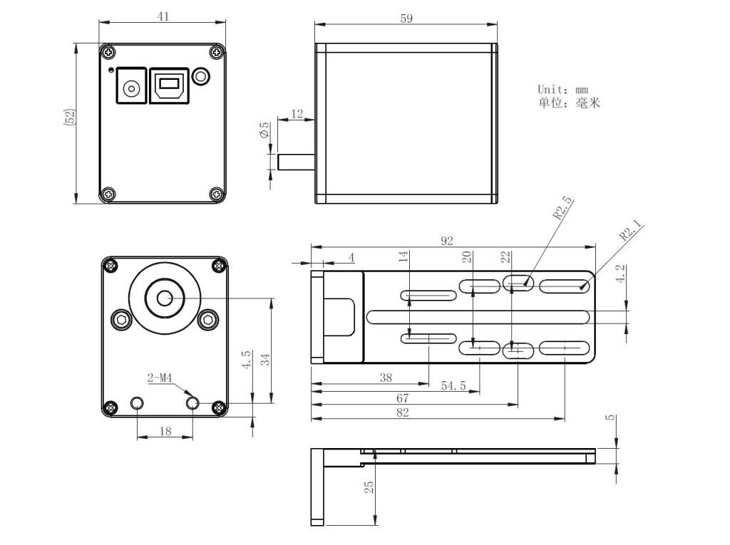 EAF-drawing