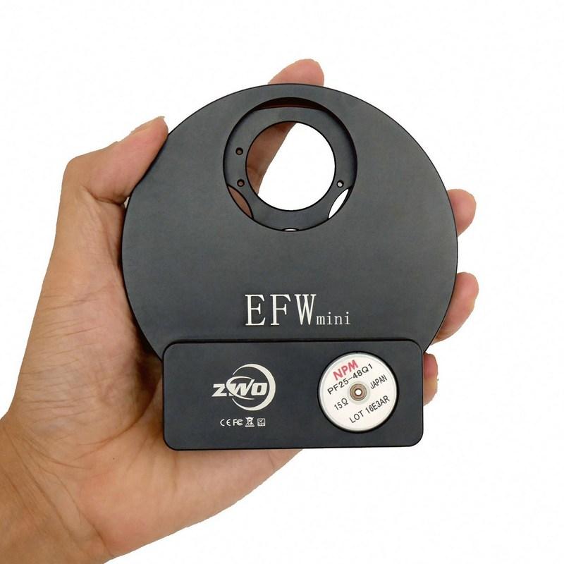 EFW di Tangan