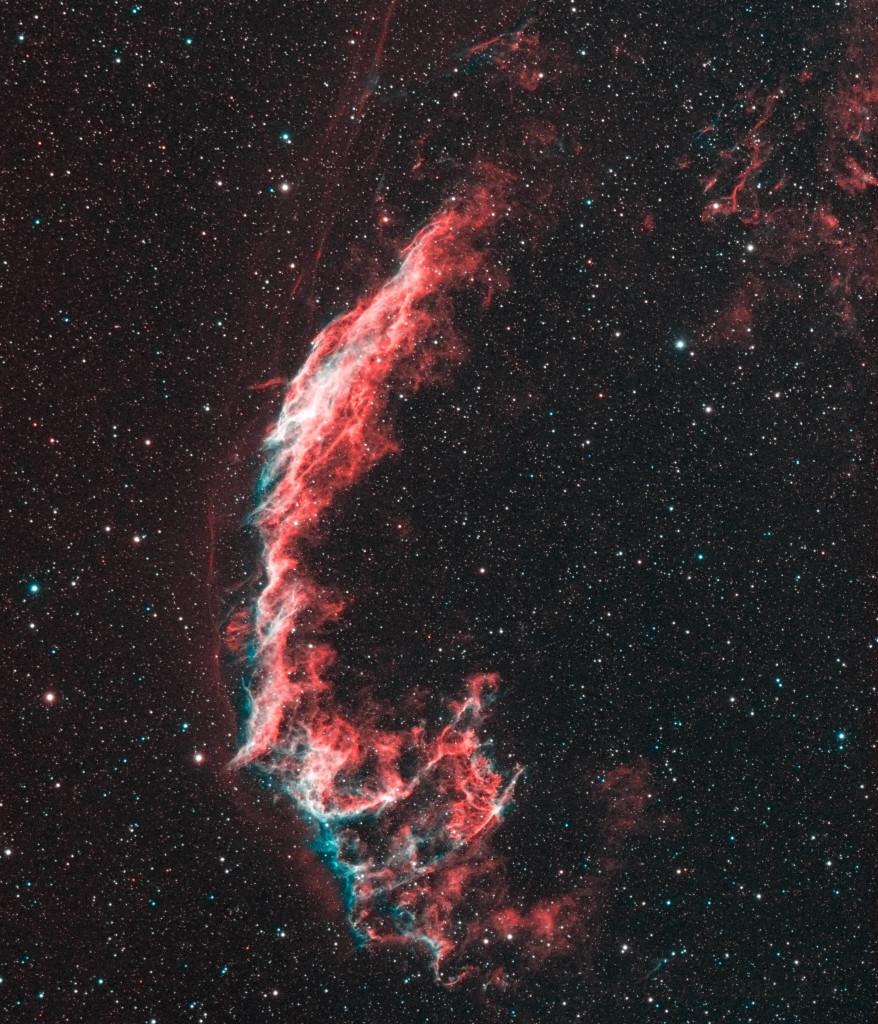 Eastern Veil Nebula - NGC6992