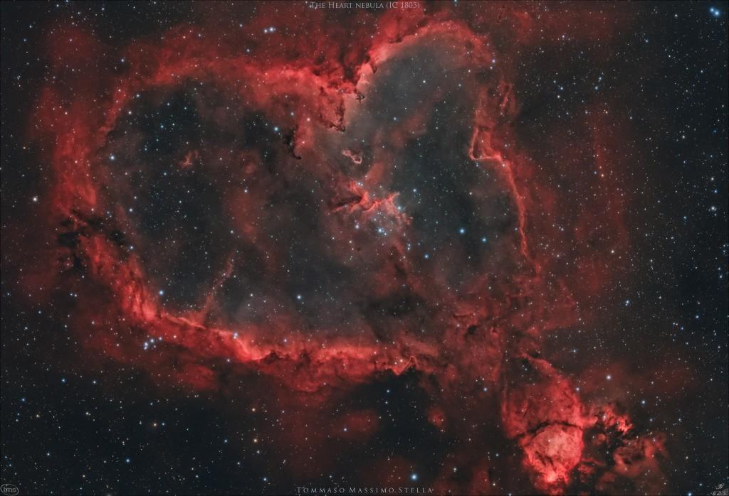 Heart Nebula-ZWO-ASI294MC PRO