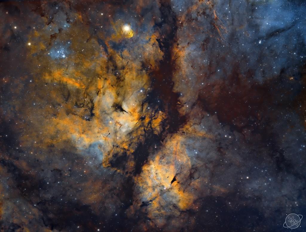 IC 1318 - Butterfly Nebula