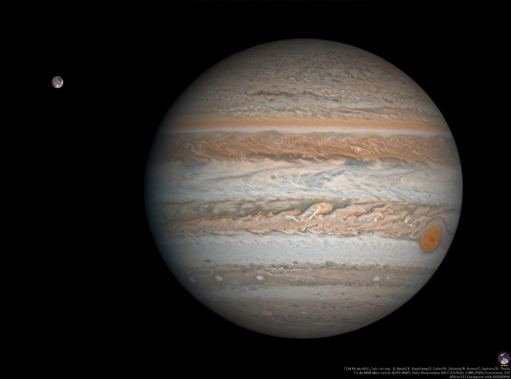 Jupiter-ASICAP