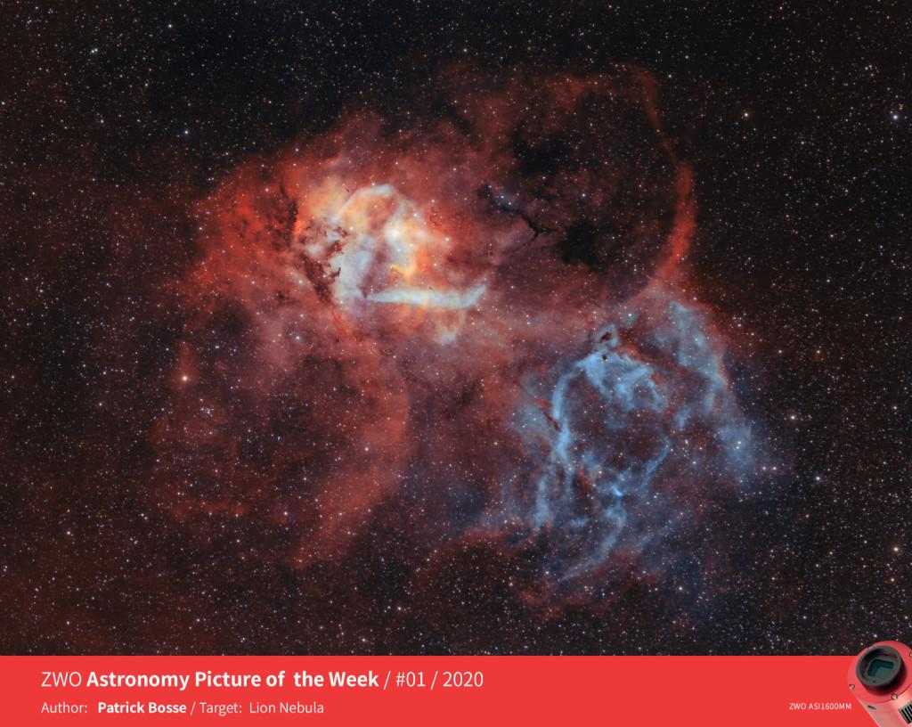 Lion-nebula-ZWO-ASI1600MM