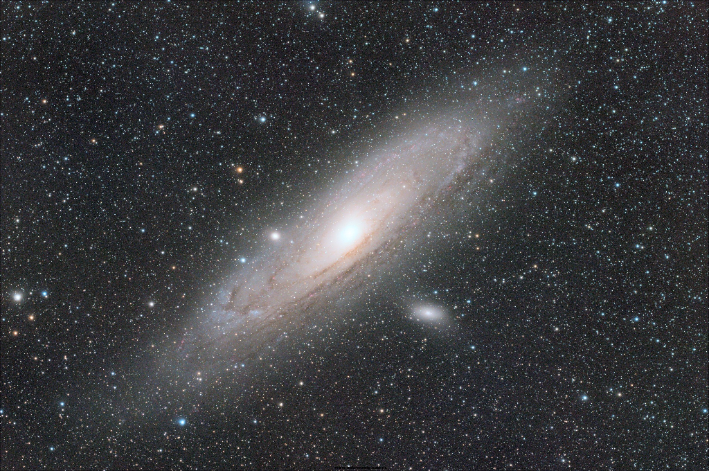 andromeda galaxy distance from earth - 800×531