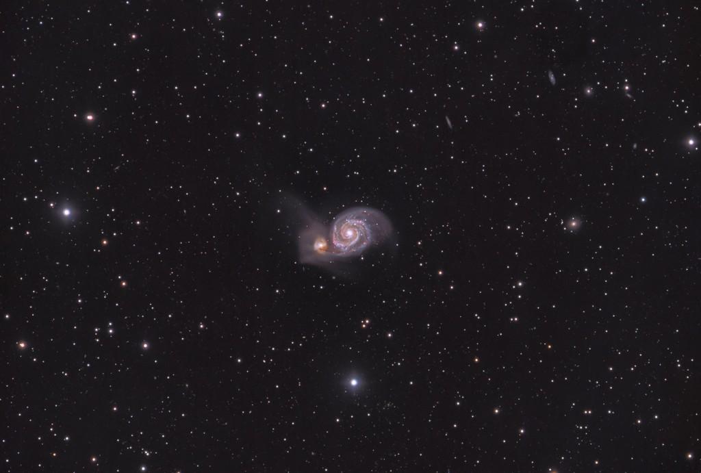 M51 Whirlpool Galaxy