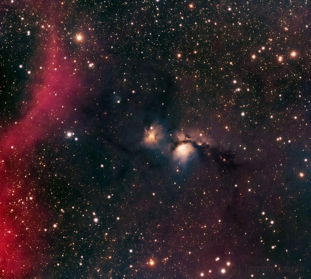 M78 and Barnards Loop