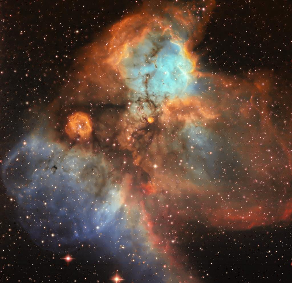 NGC 2467 NS-2