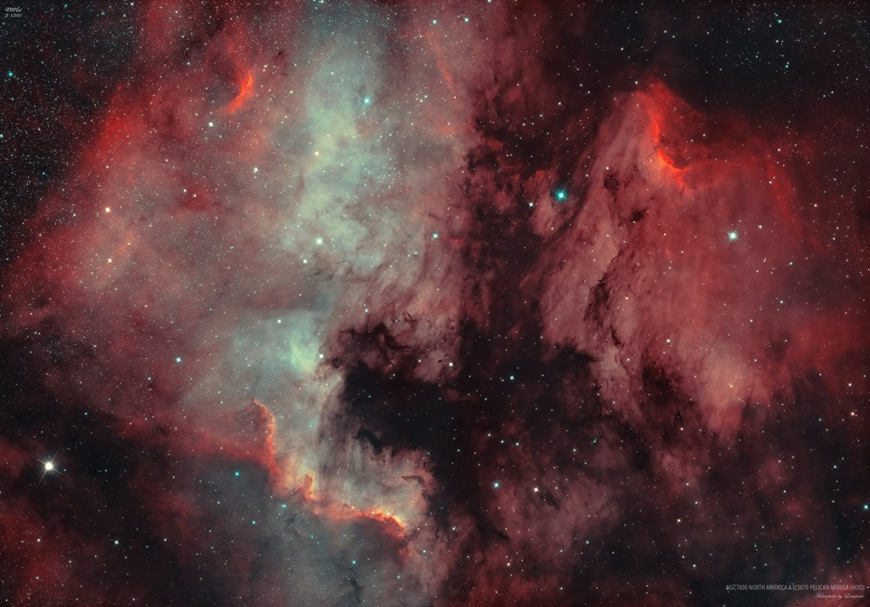NGC7000-ASI1600MM