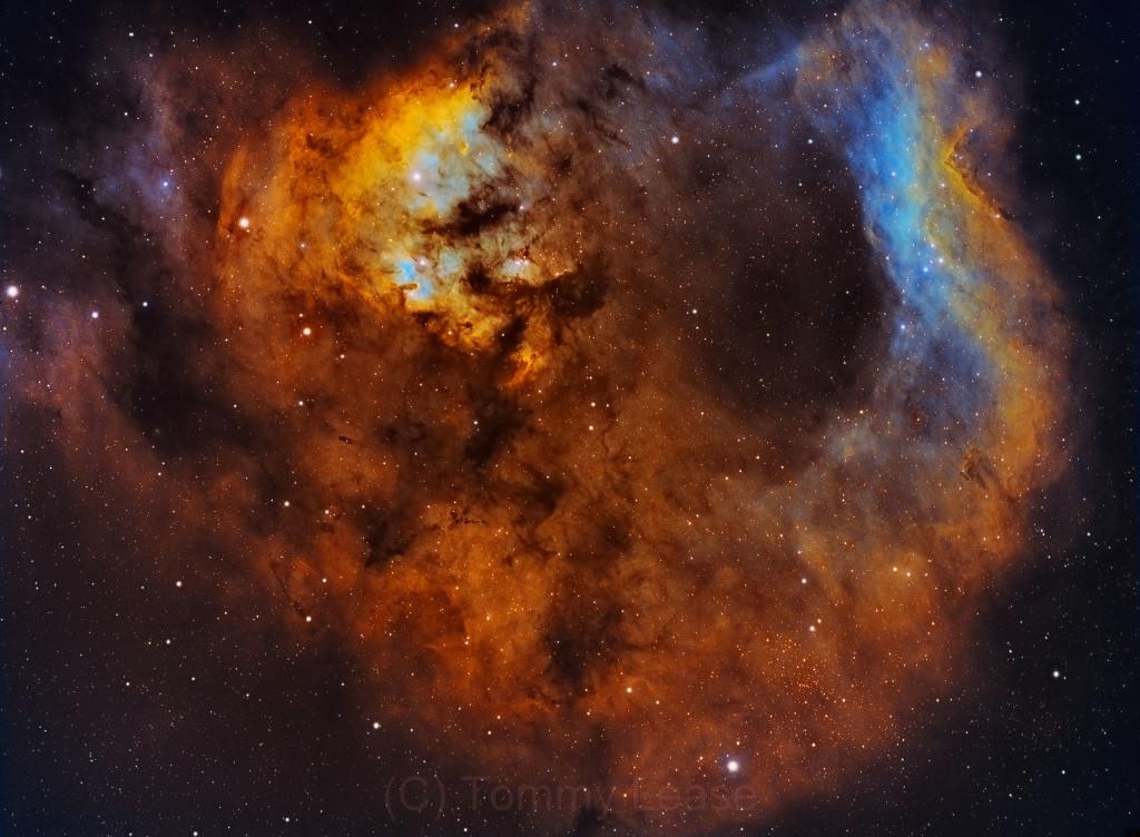 NGC7822 Widefield