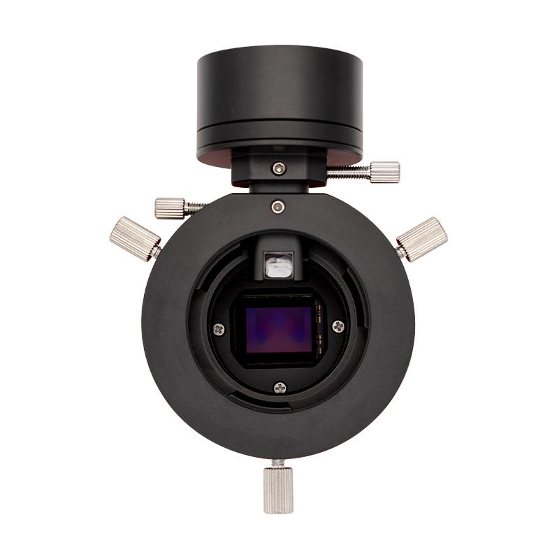 OAG连接相机-正视图