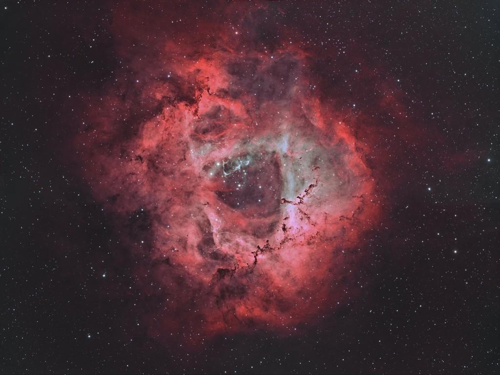Rosette Nebula-ZWO-ASI1600MM