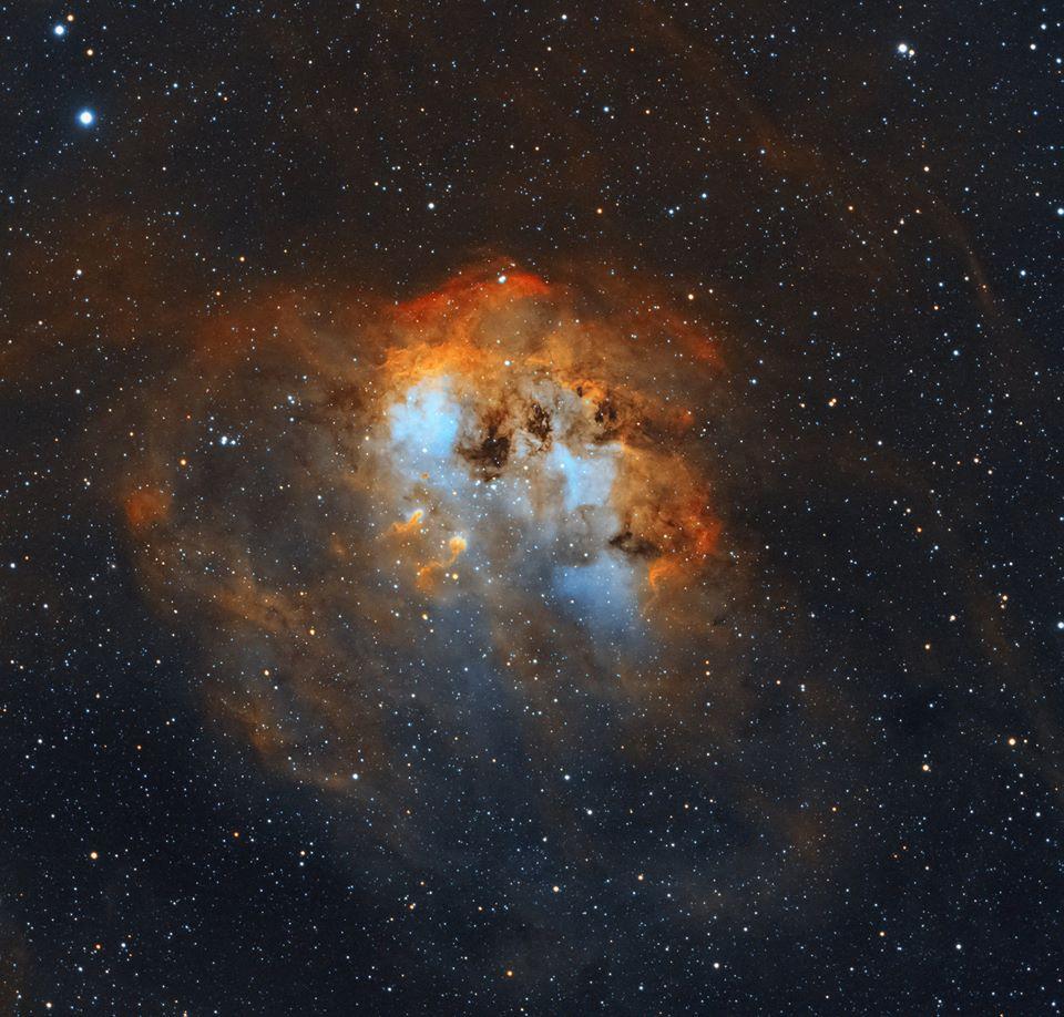 Tadpole Nebula-ZWO-ASI1600MM Pro