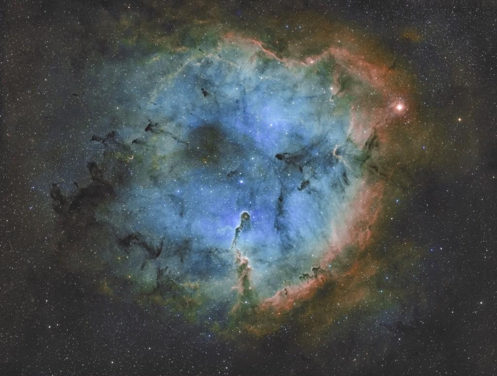The Elephant's Trunk Nebula - IC 1396