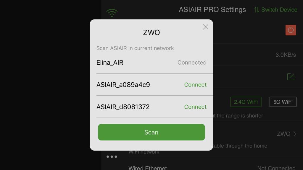 WiFi Station Mode-ASIAIR PRO-6
