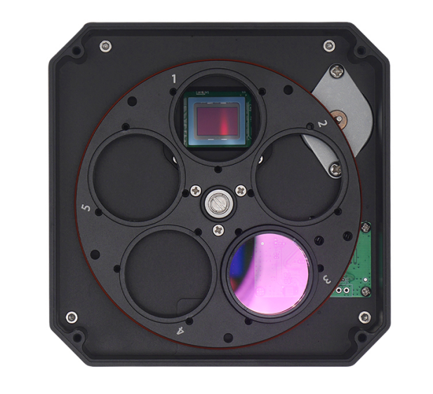 ZWO-ASI-camera-Filter-wheel