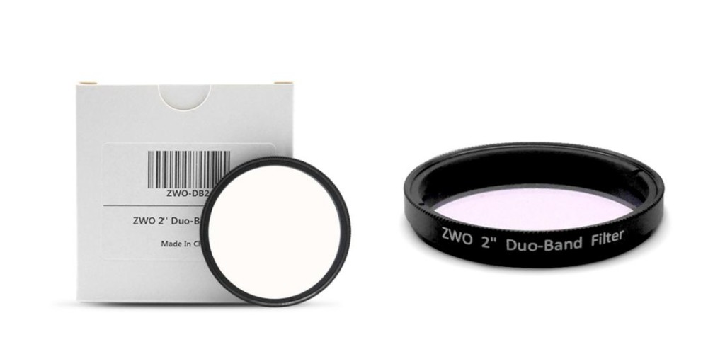 ZWO-Duo-Band-filter-2''