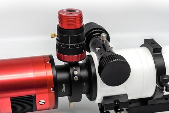 ZWO 1 25″ Helical Focuser will be exhibited at NEAF  Welcome to