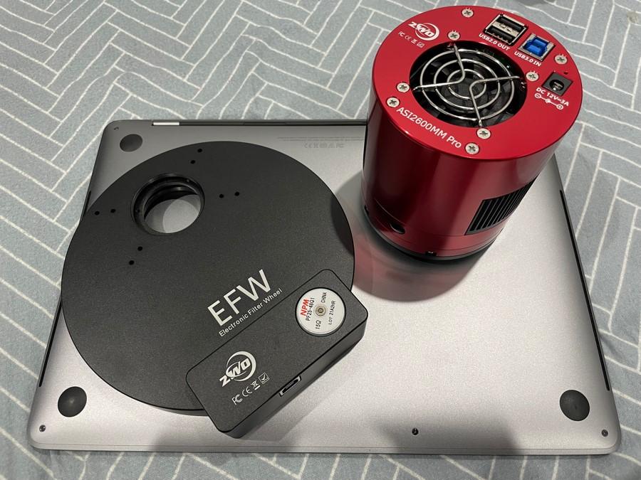 setup-camera and EFW