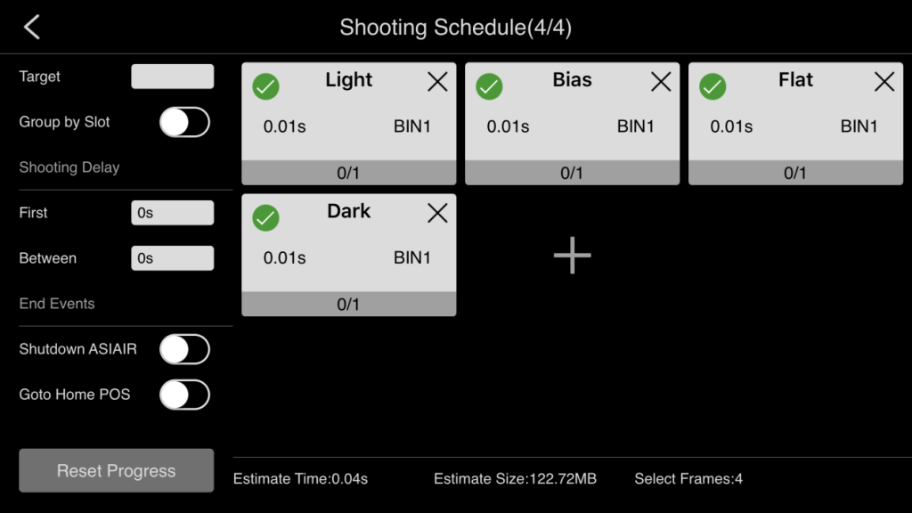 shooting-schedule-ASIAIR