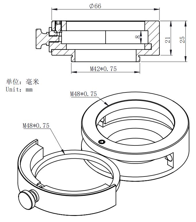 zwo-filter-drawer-mechanical-drawing